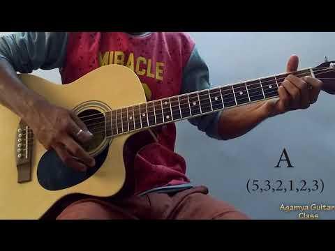Doorie (Atif Aslam) Guitar Chords Lesson, Strumming Pattern, Running Progressions