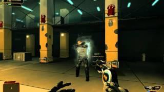 Deus Ex: Human Revolution - Первый босс (ни одной пули)