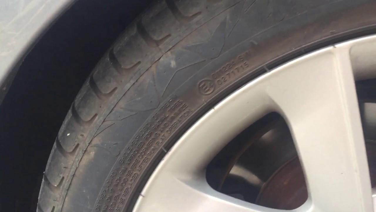 BMW Run-Flat Tires - A Professional Talks!