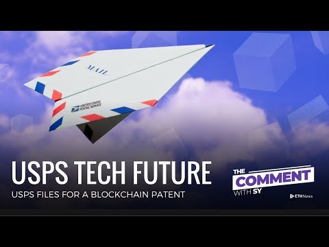 USPS Files Blockchain Patent, IBM's Jesse Lund, Dietbitcoin Escobar Style | The Comment | Episode 86