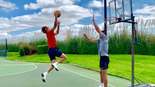 The Different Types of Lay Ups!