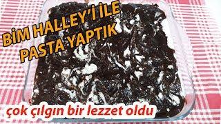 Dünyanın En Kolay Pastası / Halley Pastası / Tatlı Tarifleri