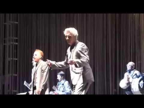 David Byrne - Like Humans Do (Houston 04.28.18) HD