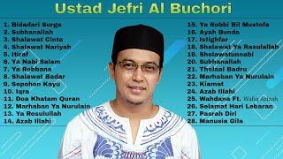 Ustad Jefri Al Buchori [ Full Album ] Lagu Religi Islam Terbaik Sepanjang Masa
