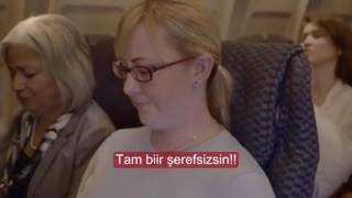 Uçakta nasıl sex yapılır  TÜRKÇE