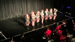 アイドル諜報機関LEVEL7 べりーな卒業ライブpart1 2015年4月26日@新宿Re...