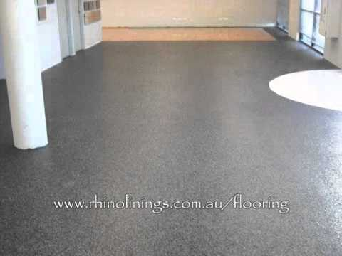 Rhino Flooring Commercial Lications