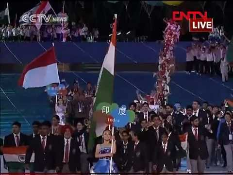 The 26th Universiade Opening Ceremony - Full Coverage