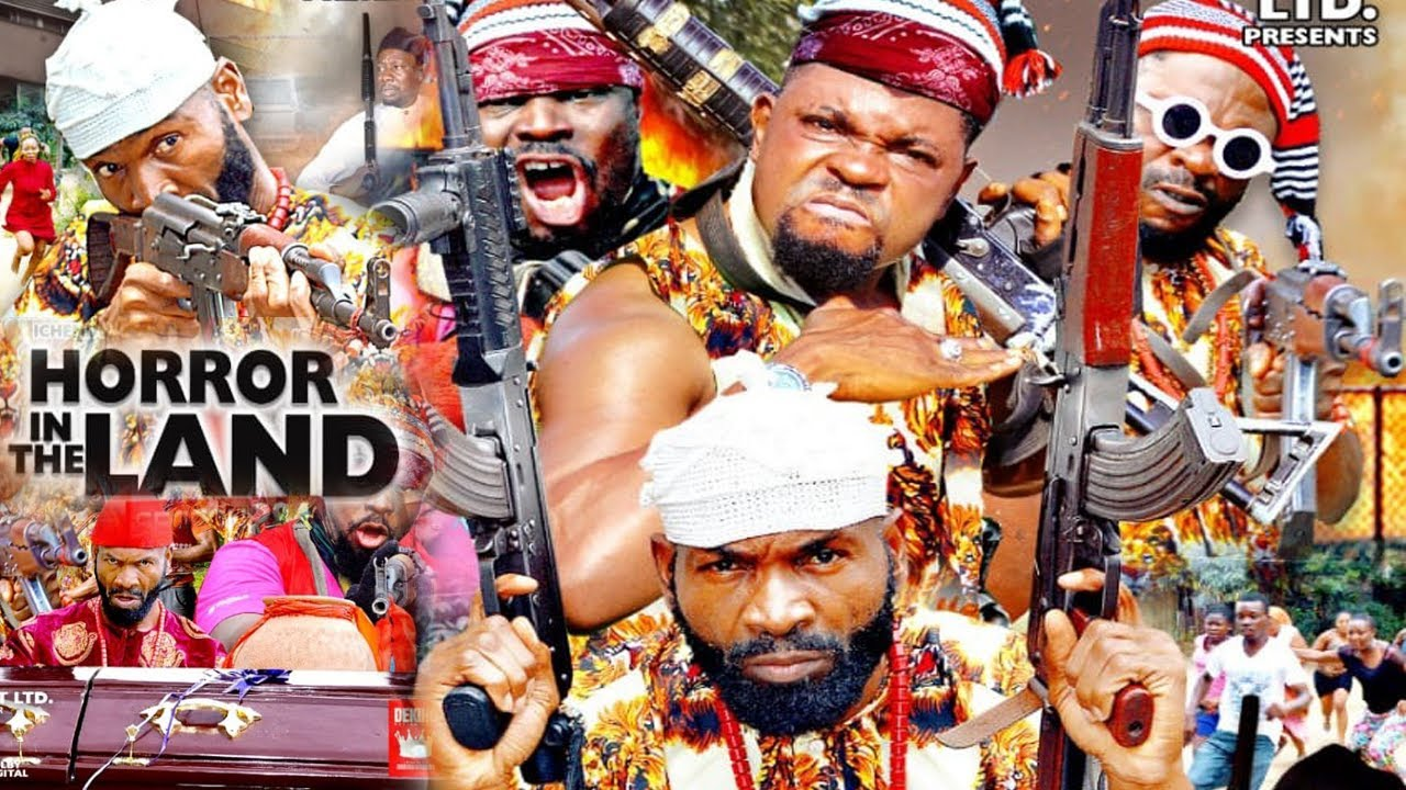 Download HORROR IN THE LAND SEASON 1 - NEW MOVIE LATEST NIGERIAN NOLLYWOOD MOVIE