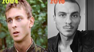 """Как изменились актёры сериала """"Солдаты"""" за 12 лет?! (Тогда и сейчас)"""
