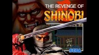 The revenge Of Shinobi Ost Full Soundtrack