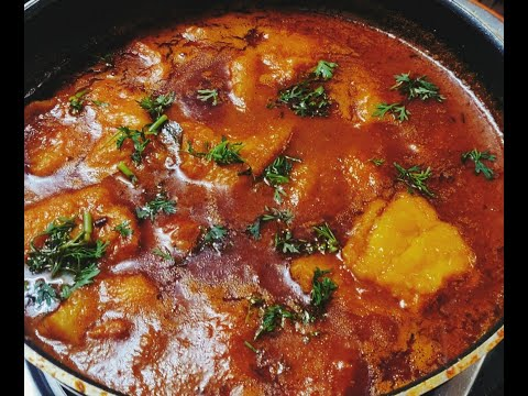 BASA FISH (FILLET)CURRY/GRAVY RECIPE/INDIAN GRAVY