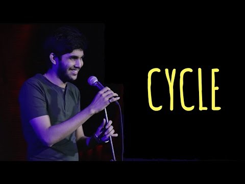 """Cycle"" - Yahya Bootwala (Hindi Diwas Special) 
