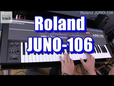 Roland JUNO-106 Demo & Review