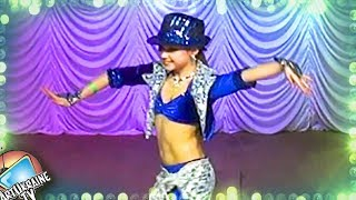 Tribal Fusion Belly Dance (tango) | Victoria Koren Finale Juvenals