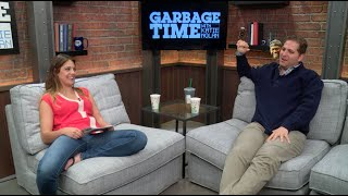 GARBAGE TIME PODCAST: Episode 35 - Peter Schrager