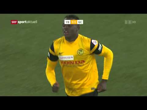 Young Boys - Grasshoppers 1:1 06.02.2016