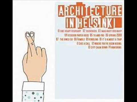 Architecture In Helsinki Heart It Races (Single Version)