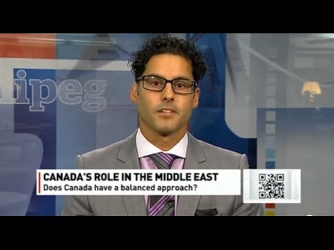 Mohamed El Rashidy & Janice Stein re Harper Historic Speech to Knesset on CBC Power and Politics
