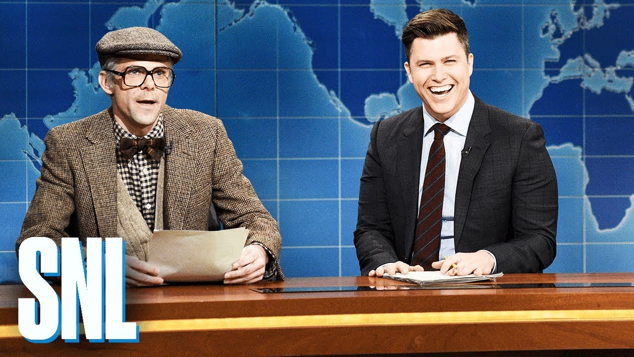 Weekend Update: Supercentenarian Mort Fellner - SNL