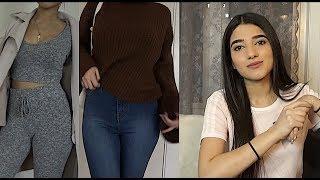 مشترياتي المدرسية من Fashion nova ......