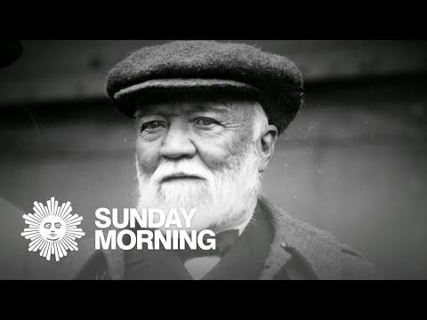 Almanac: Andrew Carnegie