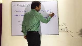 Homopolymers & Copolymers ( Classification of Polymers on the basis of structural units )
