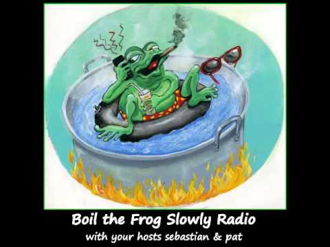 Boil the Frog Slowly with Sandra Chianfoni