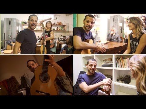CambiáTuDía con Naty Franzoni! ¡Visitamos a Rodrigo de la Serna!