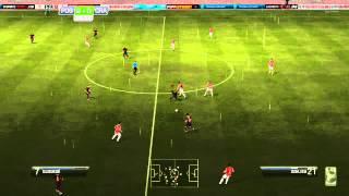 FIFA 12 Pogoń Szczecin - Cracovia (doping)