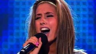 The X Factor 2009 - Stacey Solomon - Bootcamp 2 (itv.com/xfactor)