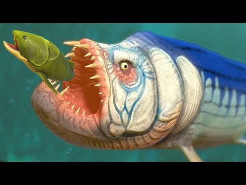 NEW MONSTER FISH! NEW UPDATE! - Feed and Grow Fish - Part 96 | Pungence