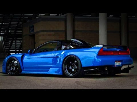 Ultimate Honda/Acura NSX Sound Compilation