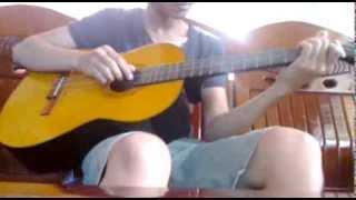 Giả vờ nhưng anh yêu em - guitar