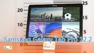 samsung Galaxy Tab Pro 12.2: Обзор большого интернет-планшета