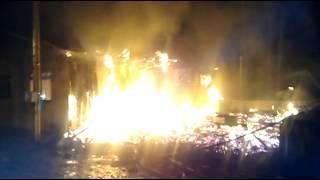Incêndio em Luiz Alves