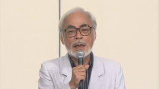 映画製作の第一線から退くことを表明していた宮崎駿監督(72)が6日...
