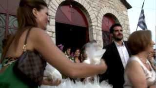 wedding clip - thomas & kelly-anna 28-07-2012 Karditsa Greece