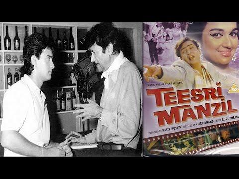 Aamir on Why Dev Anand was thrown out of Teesri Manzil ? - Aamir Khan News   Bollywood Nazar