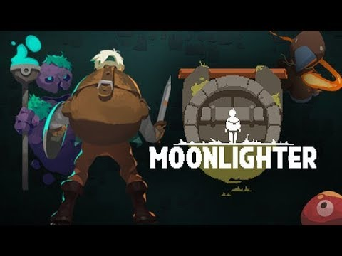 Moonlighter Release Gameplay! - I LOVE THIS GAME / Adventure and Sell Loot!