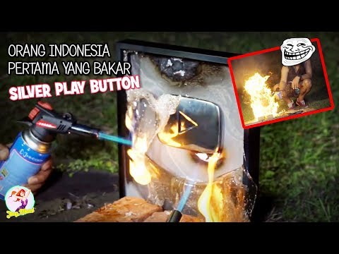 2 DARI INDONESIA!!  11 YOUTUBER YANG MERUSAK PLAY BUTTON DARI YOUTUBE