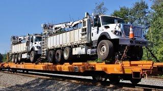 Norfolk Southern Maintenance of way Fort Wayne Line