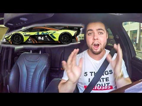 ASTON MARTIN MADE A $3.2 MILLION F1 CAR YOU CAN BUY!