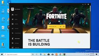 How To Install Fortnite Battle Royale 2019 Free On PC Windows 10, 8, 8.1, 7