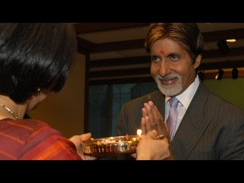 Amitabh Bachchan on India's first year without polio