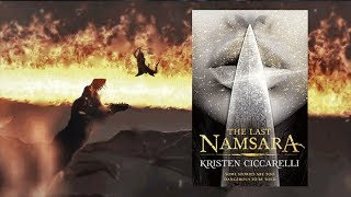 Official Book Trailer for THE LAST NAMSARA