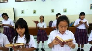 Kyrie SD Regina Pacis Jakarta