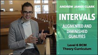 Intervals: Music Theory RCM Level 6 (1/3)