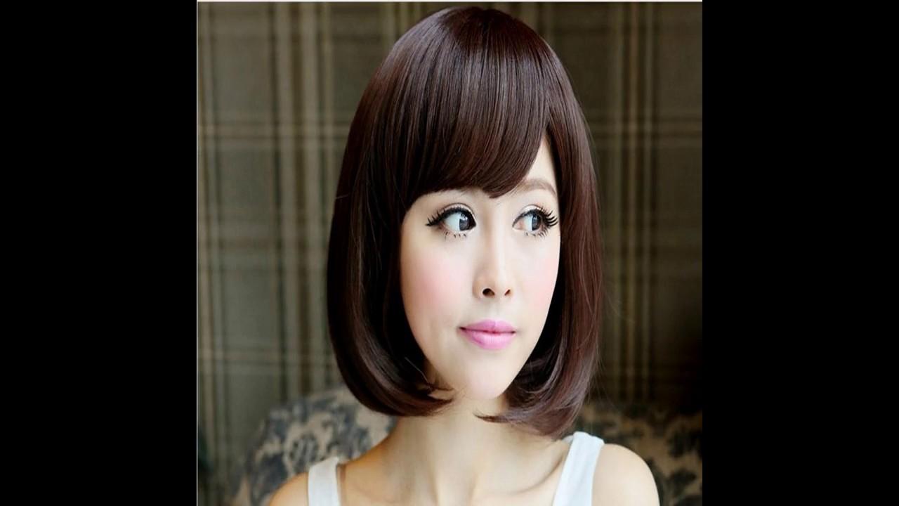 cortes de cabello para mujeres en corea del sur