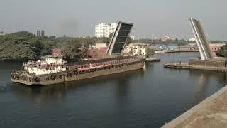 Kolkata khidirpur Bridge